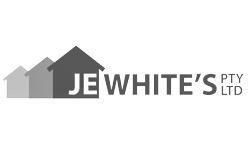 JE Whites Logo